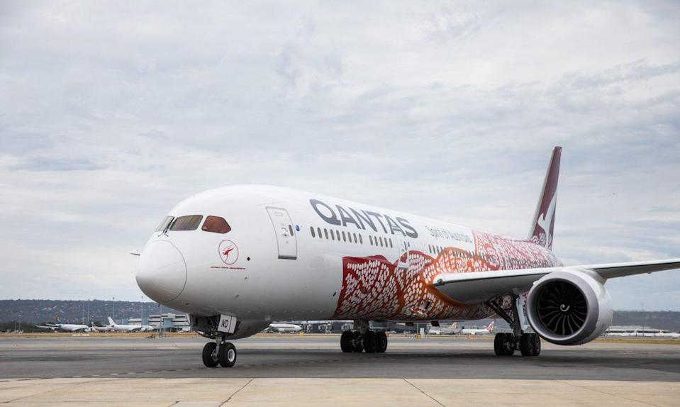 The first non-stop flight from the UK to Australia has launched (Qantas)