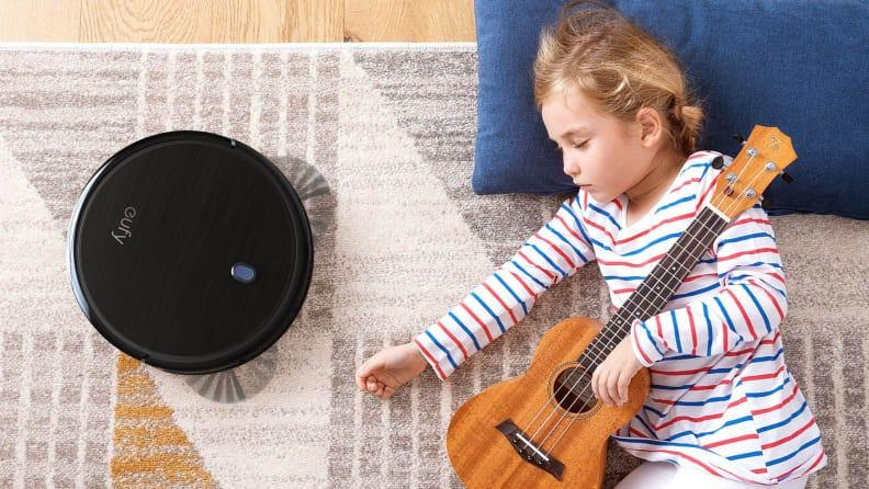 Naturally, our favorite affordable robot vacuum was a top-seller.