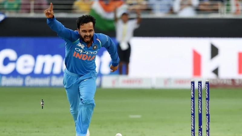 MS Dhoni the reason behind Kedar Jadhav