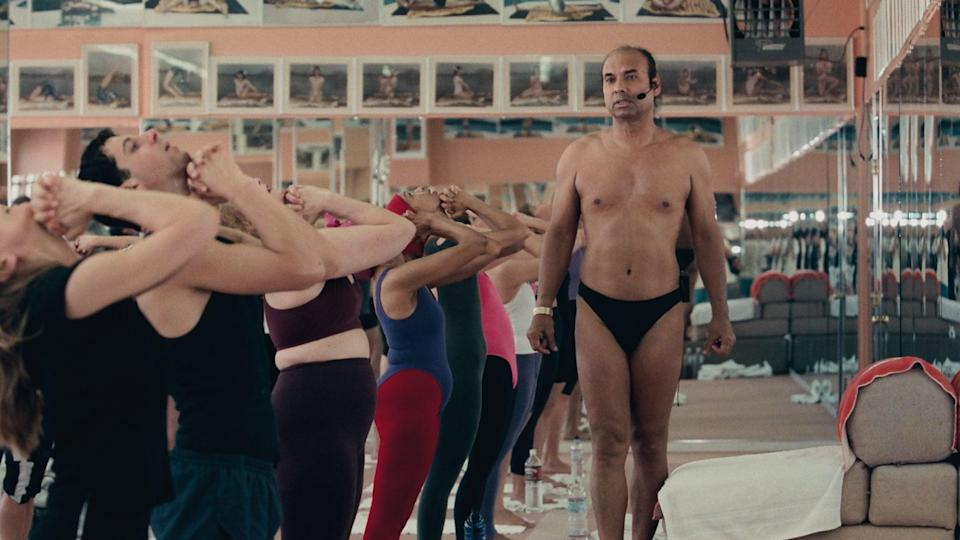 """<p>Bikram Choudhury arrived in America in the early '70s, introducing a (now) well-known version of yoga called hot yoga. Used by both celebrities and fitness-lovers alike, the yoga practice exploded, leading him to a massive amount of wealth. It wasn't until the 2010s that sexual abuse cases started rolling in, and the world discovered that Birkham's practice was nothing more than a scam. </p> <p>Watch <a href=""""http://www.netflix.com/title/80221584"""" class=""""link rapid-noclick-resp"""" rel=""""nofollow noopener"""" target=""""_blank"""" data-ylk=""""slk:Bikram: Yogi, Guru, Predator""""><strong>Bikram: Yogi, Guru, Predator</strong></a> on Netflix now.</p>"""