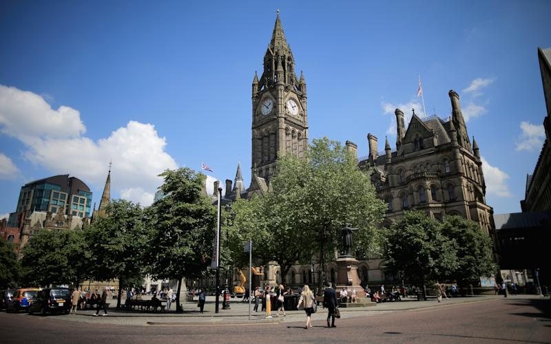 Manchester has reported significant problems with the drug - Credit: Getty
