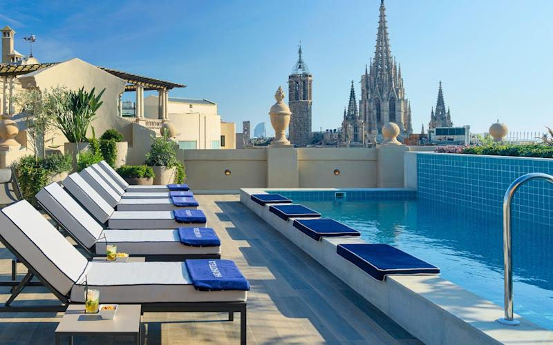 H10 Madison hotel Barcelona
