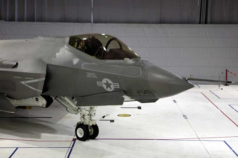 Lockheed Martin to Bolster India's Fighter Jet Bid With F-35 Technology