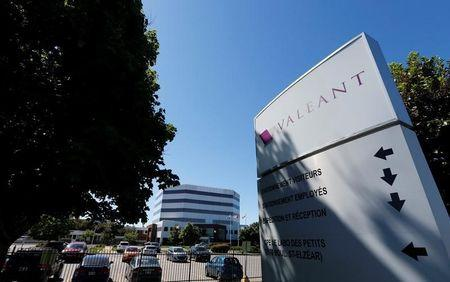 The headquarters of Valeant Pharmaceuticals International Inc is seen in Laval Quebec