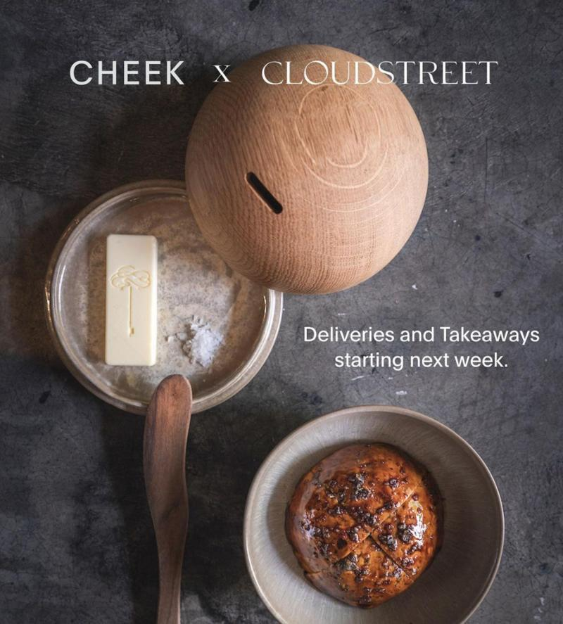 Poster of bread from Cheek