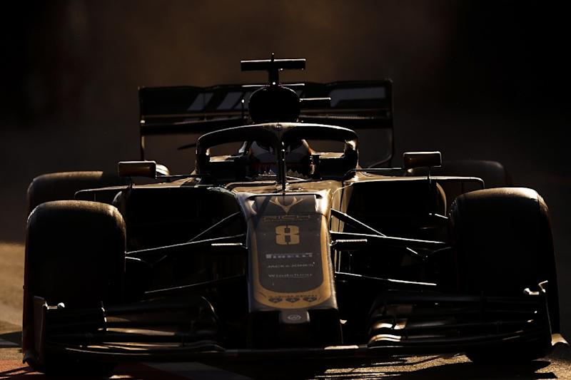 All teams will have 'B cars' for Spain - Grosjean