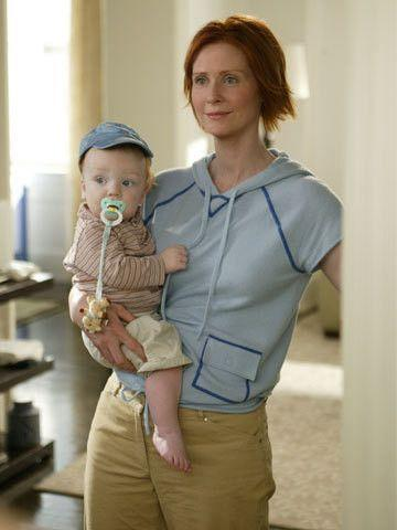 <p>The red-haired boy who plays Brady (Joseph Pupo) in the film is the same actor who played baby Brady in the TV series. </p>