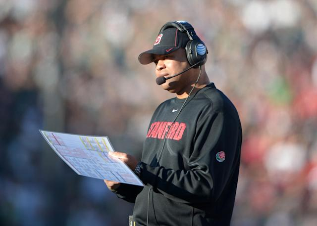 Stanford's David Shaw isn't a fan of the proposed NCAA early signing period