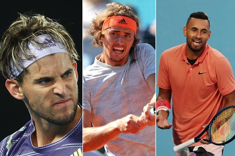 Alexander Zverev May Not Play Tournament in Berlin Amid Dominic Thiem-Nick Kyrgios War of Words