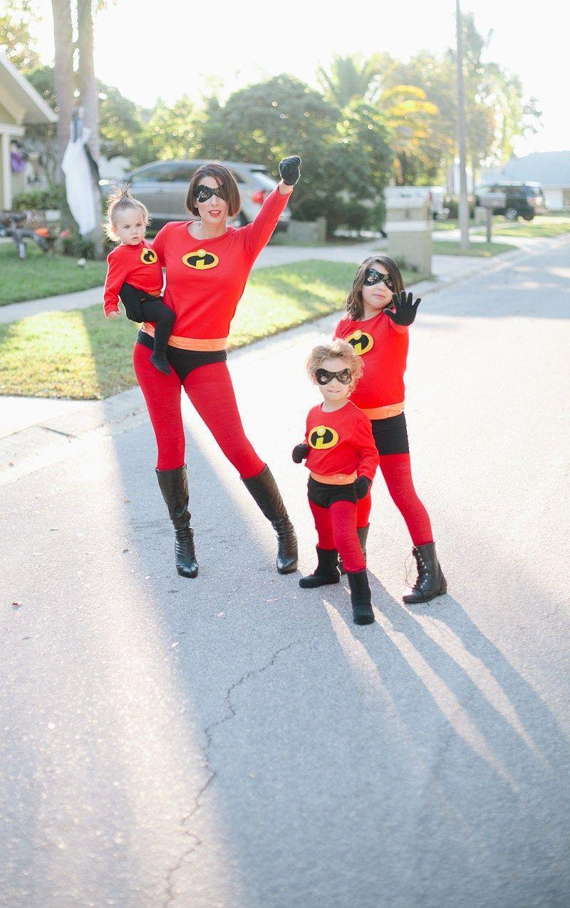 "<p>Because the family that fights bad guys together stays together.</p><p><strong>Get the tutorial at <a href=""https://freshmommyblog.com/incredible-weekend-easy-diy-incredibles-family-costume/"" rel=""nofollow noopener"" target=""_blank"" data-ylk=""slk:Fresh Mommy Blog"" class=""link rapid-noclick-resp"">Fresh Mommy Blog</a>.</strong></p><p><strong><a class=""link rapid-noclick-resp"" href=""https://www.amazon.com/CAOMP-Girls-100-Organic-Cotton-Leggings/dp/B076DG4NCP/?tag=syn-yahoo-20&ascsubtag=%5Bartid%7C10050.g.21345654%5Bsrc%7Cyahoo-us"" rel=""nofollow noopener"" target=""_blank"" data-ylk=""slk:SHOP RED LEGGINGS"">SHOP RED LEGGINGS</a></strong></p>"
