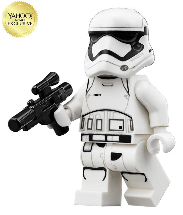 First Order Stormtrooper (Photo: LEGO)