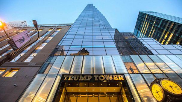 PHOTO: Trump Tower on Fifth Avenue in Manhattan, Oct. 18, 2016. (Hiroko Masuike/The New York Times/Redux, FILE)