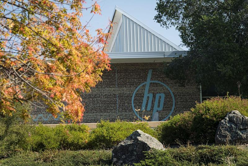 HP Projects Strong Profit After Spurning Xerox Takeover Bid
