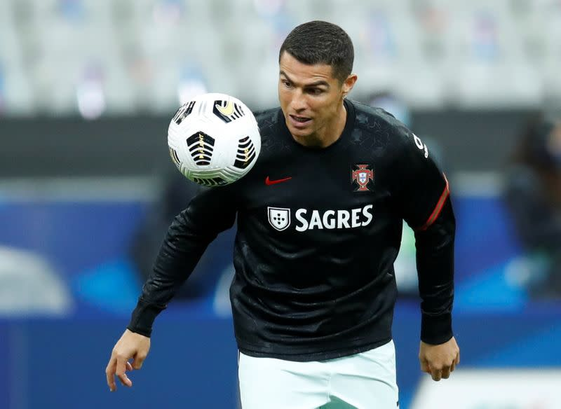 FILE PHOTO: UEFA Nations League - League A - Group 3 - France v Portugal