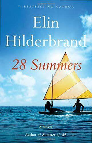 """When Link&rsquo;s mother is on her deathbed, she asks him to call a number on a scrap of paper in her desk drawer. When he dials the number, he uncovers the story of a one-weekend-per-year affair between his mother and a man she met years ago. Read Elin Hilderbrand&rsquo;s latest romance to explore the &ldquo;dramatic ways this relationship complicates and enriches their lives, and the lives of the people they love.&rdquo; Read more about it on <a href=""""https://www.goodreads.com/book/show/52588078-28-summers"""" target=""""_blank"""" rel=""""noopener noreferrer"""">Goodreads</a>, and grab a copy on <a href=""""https://amzn.to/2AydlLK"""" target=""""_blank"""" rel=""""noopener noreferrer"""">Amazon</a>.<br /><br /><i>Expected release date: June 16</i>"""