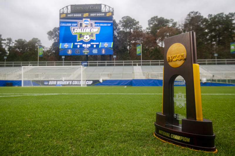 The NCAA's proposed names, images and likenesses rule change doesn't figure to have a major impact on women's and men's soccer. (Getty)