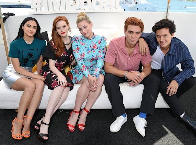 Cole Sprouse, Lili Reinhart and More Riverdale Stars Speak Out ...