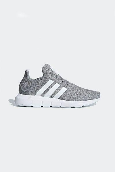 "<p><strong>adidas</strong></p><p>adidas.com</p><p><strong>$49.00</strong></p><p><a rel=""nofollow"" href=""https://www.adidas.com/us/swift-run-shoes/BC0205.html"">SHOP NOW</a></p><p>""These are soft and comfy, but it's best to stick to light jogging or walking when you're wearing them,"" Dolan says. ""When a shoe is too soft, it can actually <a rel=""nofollow"" href=""https://www.womansday.com/health-fitness/womens-health/advice/g1518/foot-pain-relief/"">hurt your feet</a> if there isn't enough cushion to support your body and absorb impact."" These are great for lower-impact days. </p>"