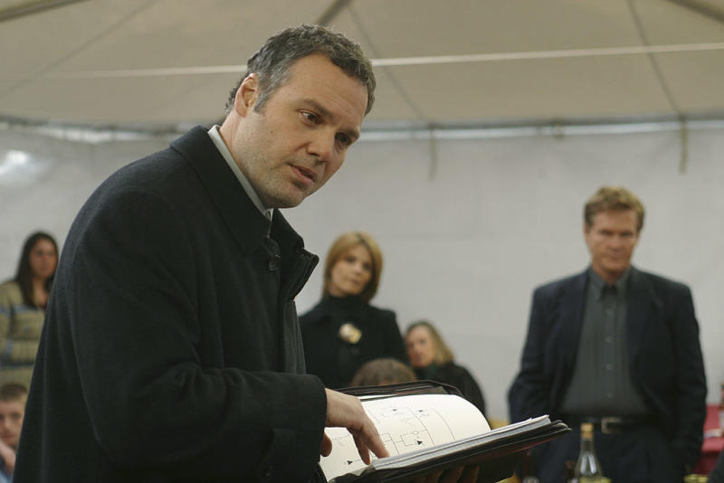 "Vincent D'Onofrio als Detektiv Robert Goren in ""Criminal Intent"". (Bild: Getty Images)"