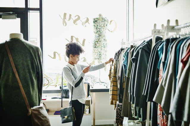 The retail industry is one that's ripe for disruption by technology.