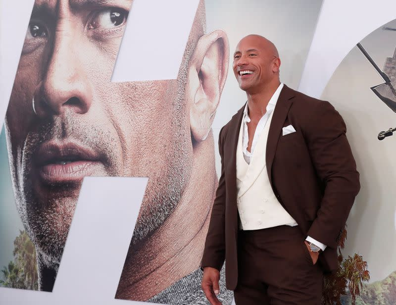 """Premiere for """"Fast & Furious Presents: Hobbs & Shaw"""" in Los Angeles, California"""