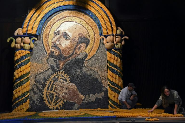 Saint Ignatius of Loyola (1491-1556) was the co-founder of the Society of Jesus, better known as the Jesuits