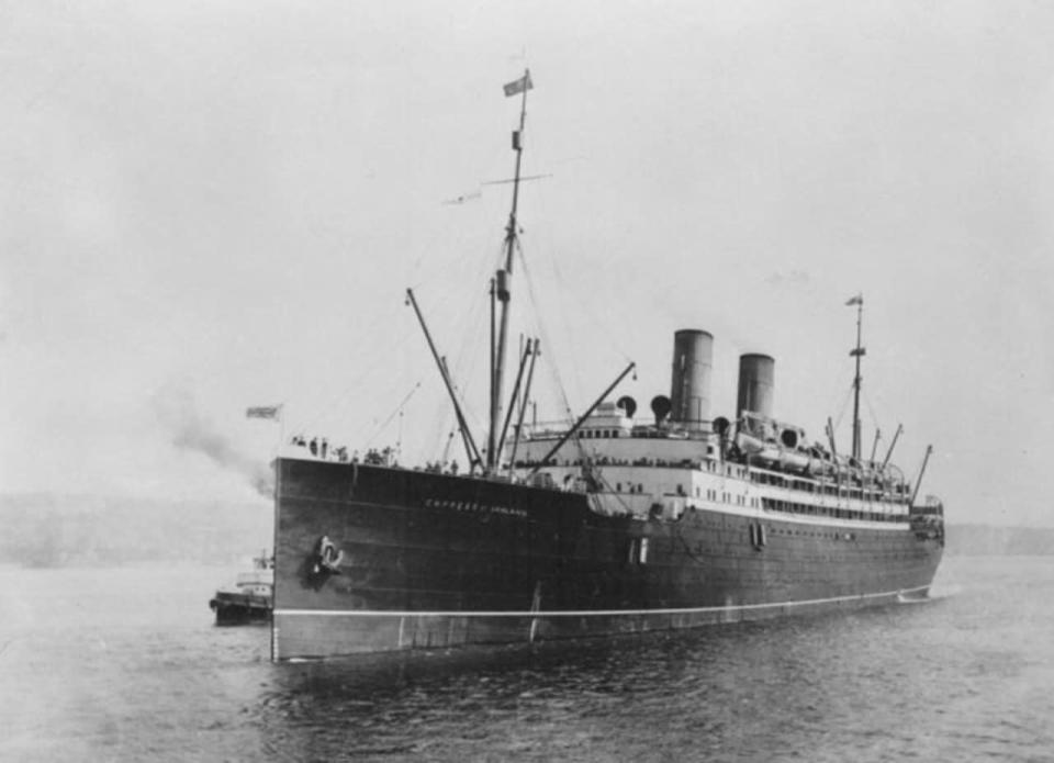 Canada's worst peacetime marine disaster was caused by fog