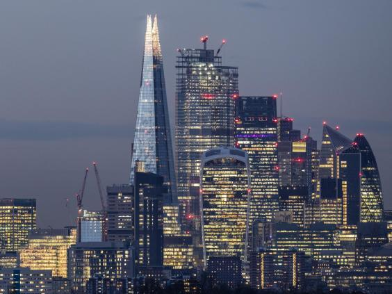 The City of London's financial companies may have to become 'rule-takers' to operate in the EU (Getty)