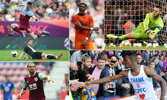 <span>Composite: Getty Images for Premier League; Huw Evans/Shutterstock; Getty Images; PA; BPI/Shutterstock</span>