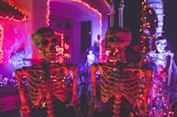 <p>We're getting good vibes from these skeleton figures.</p>