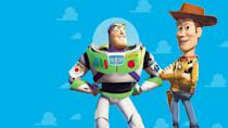 """<p>disneyplus.com</p><p><a href=""""https://go.redirectingat.com?id=74968X1596630&url=https%3A%2F%2Fwww.disneyplus.com%2Fmovies%2Ftoy-story%2F1Ye1nzUgtF7d&sref=https%3A%2F%2Fwww.countryliving.com%2Flife%2Fentertainment%2Fg30875475%2Fkids-movies-disney-plus%2F"""" rel=""""nofollow noopener"""" target=""""_blank"""" data-ylk=""""slk:STREAM NOW"""" class=""""link rapid-noclick-resp"""">STREAM NOW</a></p><p>The movie that started it all! Throw it back to when Woody and Buzz first crossed paths in Andy's room.</p>"""