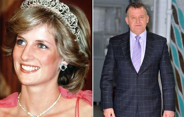 Paul was Princess Diana's butler for 10 years. Photo: Getty