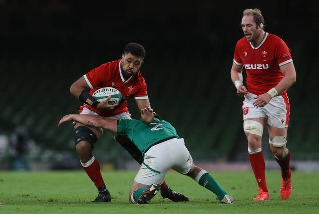 Ireland v Wales – Autumn Nations Cup – Aviva Stadium