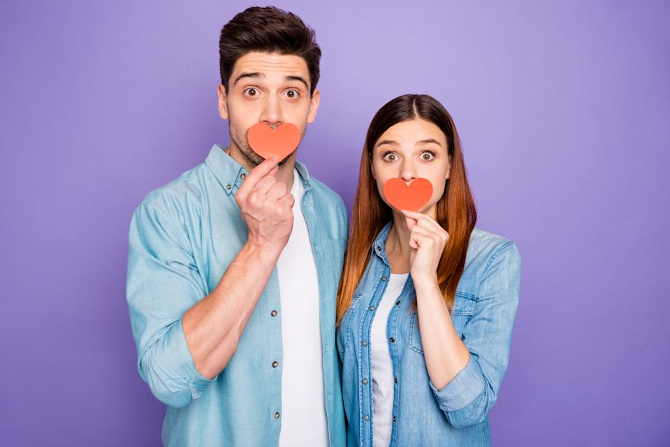 A new study casts doubt on the theory that couples grow to look alike over time. (Photo: Getty Creative stock photo)