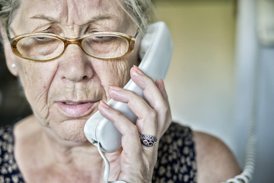 Crooks posing as HMRC are targeting older people (Getty Images)