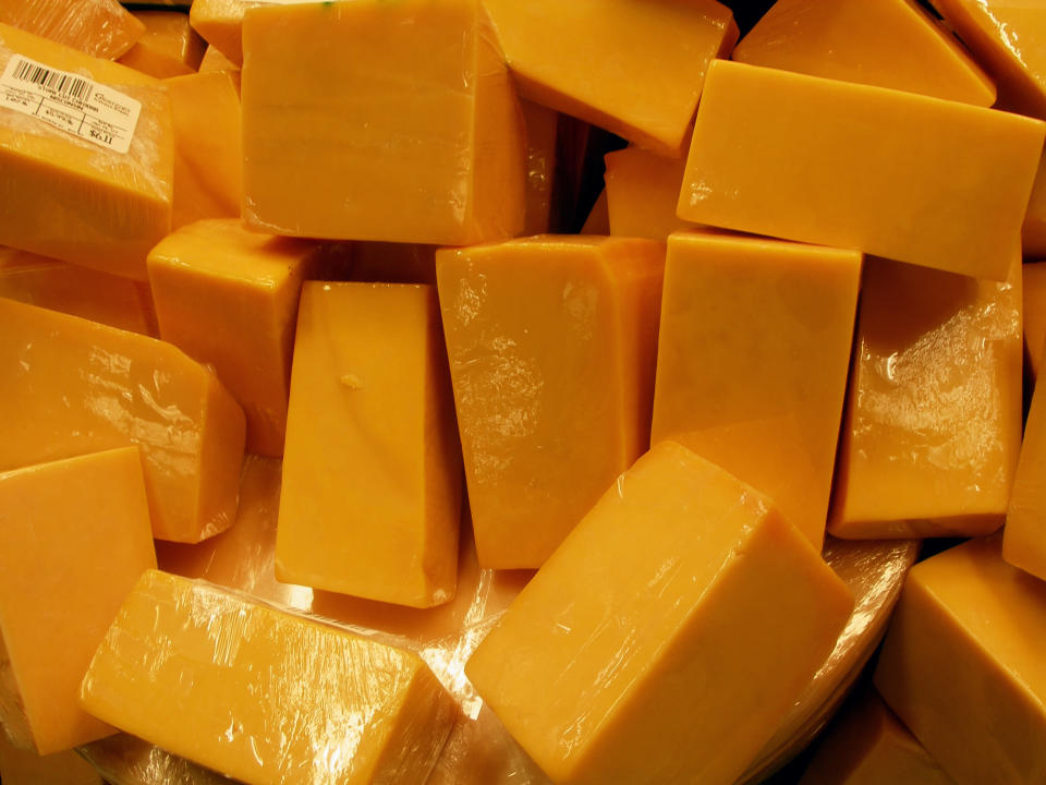More than 200,000 tonnes of cheese are made in Ireland each year. Photo: PA