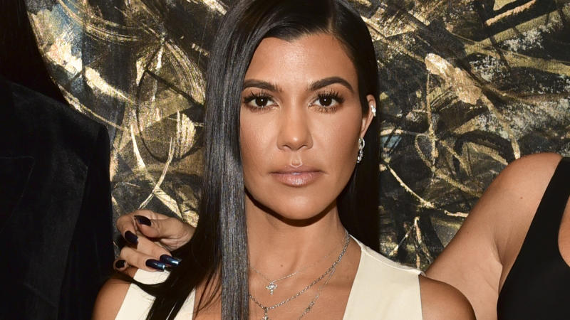 Kourtney Kardashian Shut Down Animal Abuse Accusations Right After Getting A New Puppy