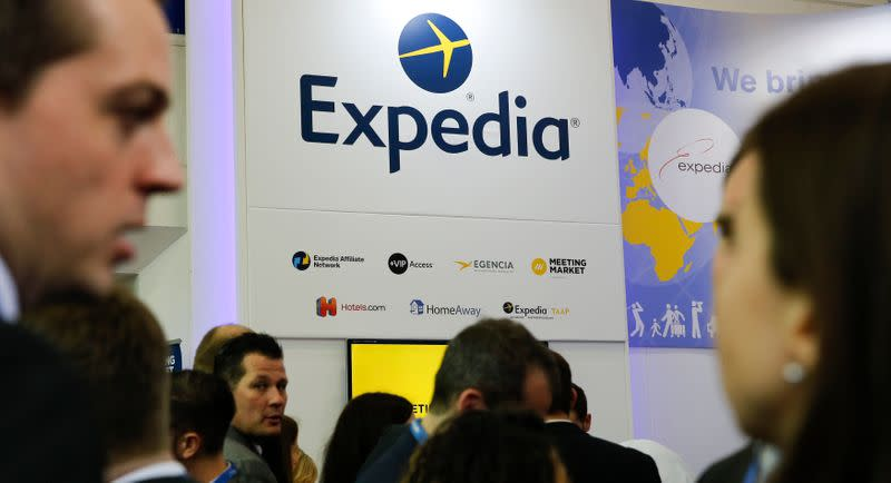 Expedia to raise $3.2 billion in capital to boost liquidity, names new CEO