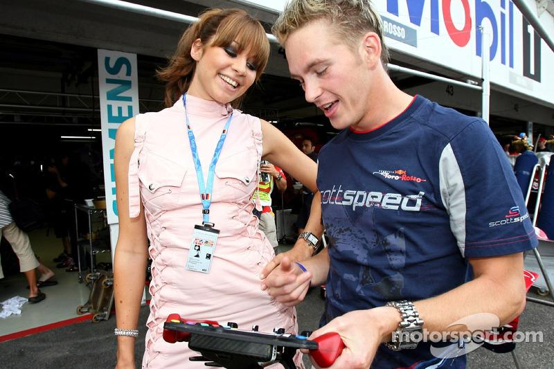"""Scott Speed<span class=""""copyright"""">Red Bull GmbH and GEPA pictures GmbH</span>"""