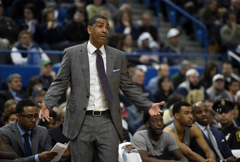NCAA investigating UConn men's hoops program