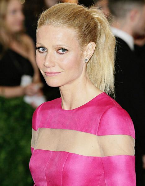 "Gwyneth Paltrow on Met Gala: ""I'm Never Going Again"""