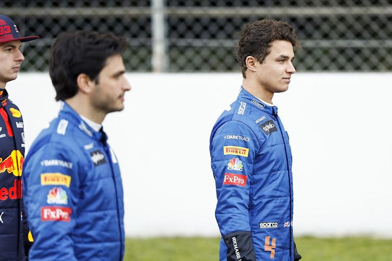 F1 drivers could take a knee before Austrian GP