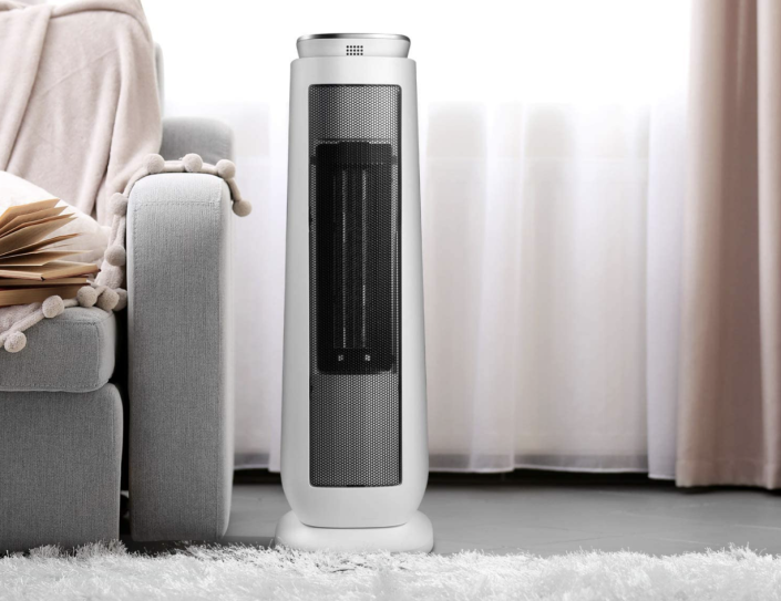 Over 2,800 shoppers rave about this heater. (Photo: Amazon)