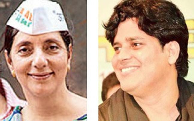 <p>Sources say that Sanjay Singh has made to cut while hunt is on for 2 more candidates. AAP partymen are against roping in a 'rank outsider'.</p>