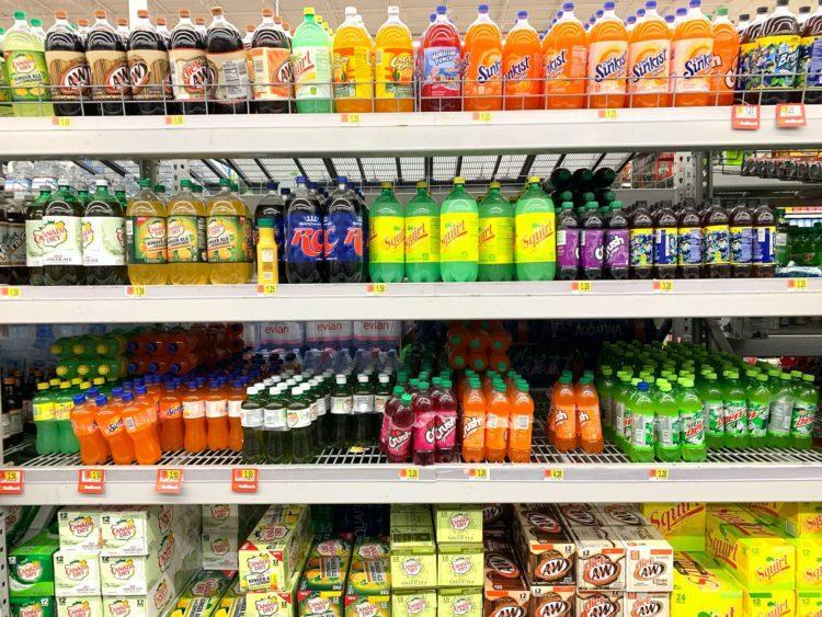 Drinks, grocery
