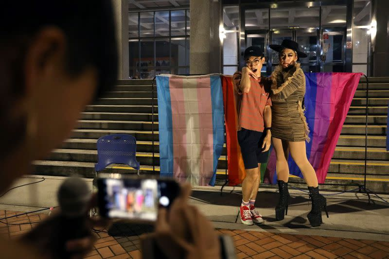 Taiwanese indigenous drag queens fight stigma