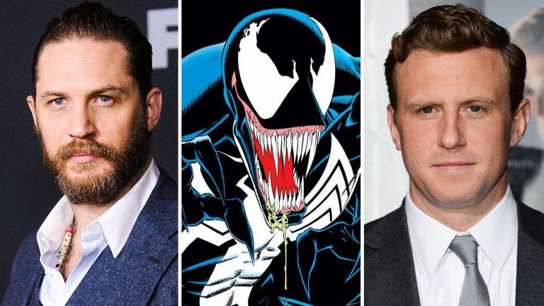 Tom Hardy; Venom in the comics; Ruben Fleischer
