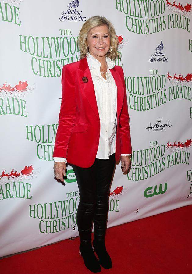 Olivia Newton-John has opened up about her battle with breast cancer. Photo: Getty.