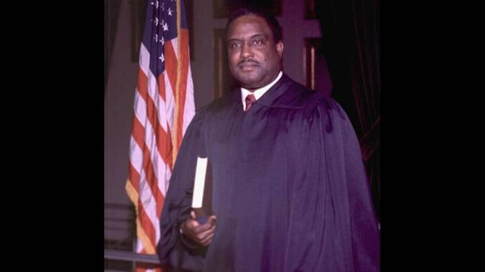 """""""He opened up an opportunity.  Florida's first black Supreme Court judge Joseph Hatchett dies at 88"""