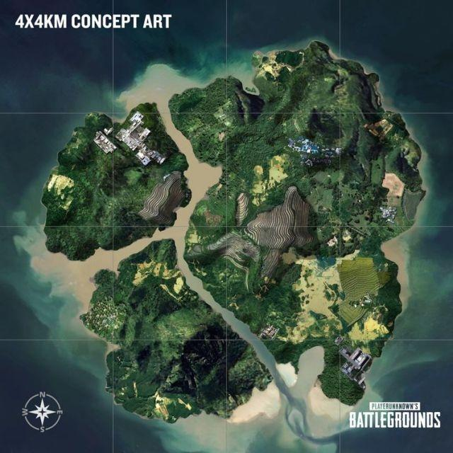 PUBG New Maps: PUBG 4×4 Map, Adriatic and Xbox Miramar